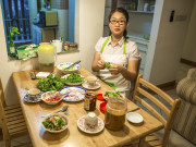 Home Cooking with Local Healthy Ingredients