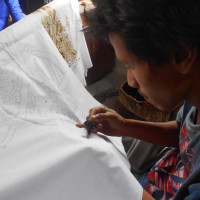 Batik Course with Rio