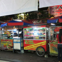 An Evening Street Food Tour Walk